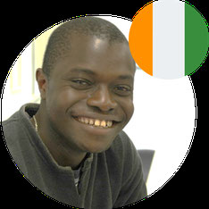 Study in Japan for Africa- Mr KOUAKOU Koffi Valerie- Cote d'Ivoire