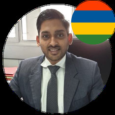 Study in Japan for Africa- Mr Nirvaan Seedoyal- Mauritius