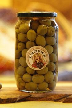 Oliven aus eigenem Anbau