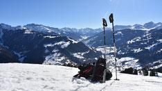 Winter Aktivitäten Furna