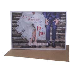 Hochzeitskarte AvanCarte