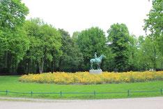 Tiergarten: Symbiose Kunst und Natur