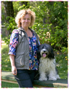 Schapendoeszucht von Doris Schindler in Bayern nahe Augaburg