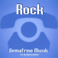 Rock - Gemafreie Musik - CD Cover