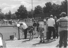 1997 Maikäferturnier u. Einweihung des 3. Platzes