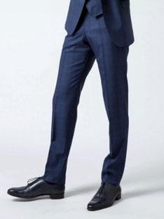 Ourlet pantalon costume