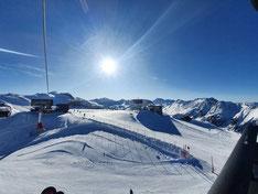 Webcams aus dem Skigebiet