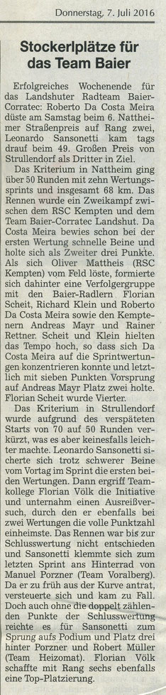 Quelle: Landshuter Zeitung 07.07.2016