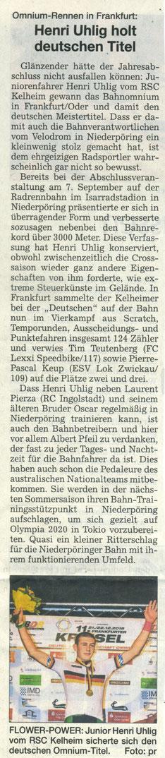Quelle: Landshuter Zeitung 28.12.2018