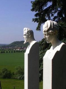 Klingers Weinberg bei Großjena