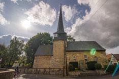 Feininger-Kirche in Gelmeroda