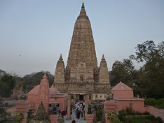 大菩提寺の大塔