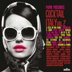 """in studio per il nuovo CD di Papik """"Cocktail Italy 2"""""""
