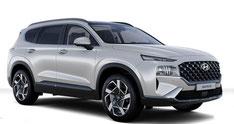 Hyundai Santa Fe Plug in Hybrid