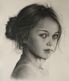 Portreitzeichnung Kosten günstig zeichnen lassen