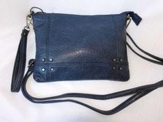Flache Tasche