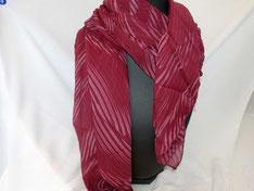 Baumwolle-Seide-Schal