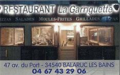 La Garriguette Balaruc les bains