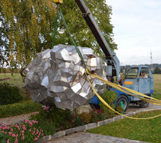 This ASTEROID could be on show at Yorkshire Sculpture Park.