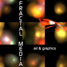 The Logo of Fractal Media Arts
