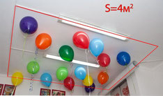 шары в комнату
