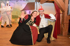 Prinzessin Daniela II & Prinz Stefan