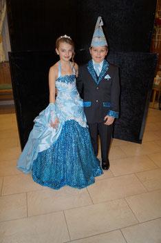Kinderprinzenpaar 2014 Alina I. & Erik I.