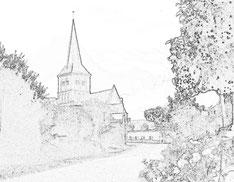 Eglise de Chassignolles