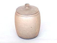 信楽焼の手元供養 こころの杖 オリジナル骨壺 オーダー骨壺