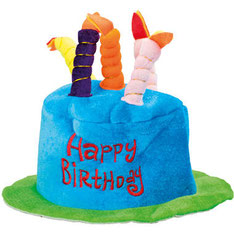 Verjaardagshoed Happy Birthday € 5,95