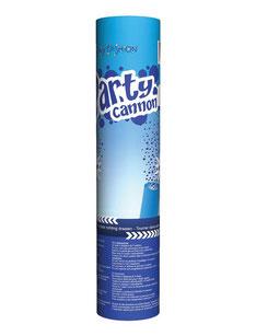 Confetti Kanon blauw € 2,50