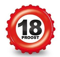 Magneet flessenopener € 1,95 18 Proost!