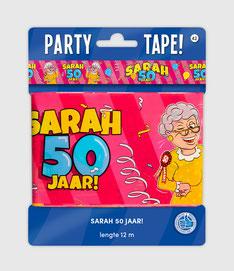 Afzetlint 12m  € 2,50 Sarah Cartoon