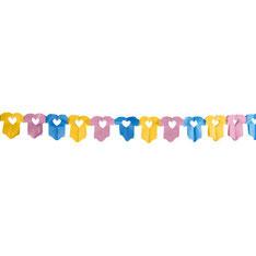 Slingers 6 m € 2,95 gekleurde rompers