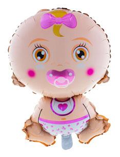 Folieballon Baby Girl € 4,50 69 cm