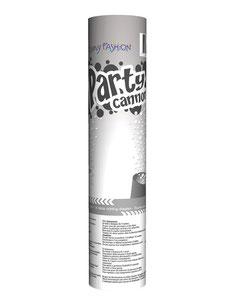 Confetti Kanon wit € 2,50