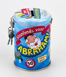 Spaarpot - Abraham € 6,95