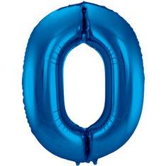 Folieballon Blauw 86 cm € 3,99 UITVERKOCHT