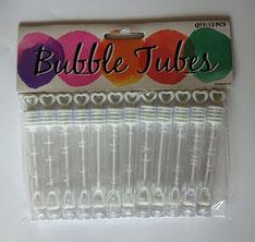 Mini bellenblaas Bruiloft 12 stuks € 4,50