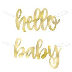 """Letterslinger """"Hello Baby"""" 1m € 2,99"""