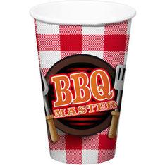 BBQ Master XL Bekers 700 ml 8 stuks € 3,85