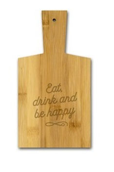 Eat, drink and be happy € 6,95