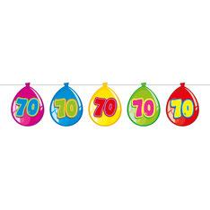 """Slinger ballonnen """"70"""" 12m € 2,99"""