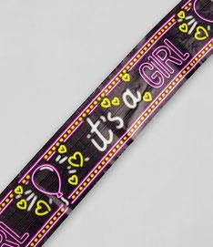 Afzetlint neon meisje 12 m € 2,50