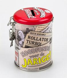 Spaarpot € 6,95