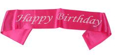Sjerp Happy Birthday € 1,95 knalroze