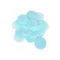 Confetti blauw € 1,50