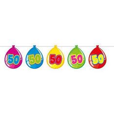 Slinger ballonnen 50 € 2,99