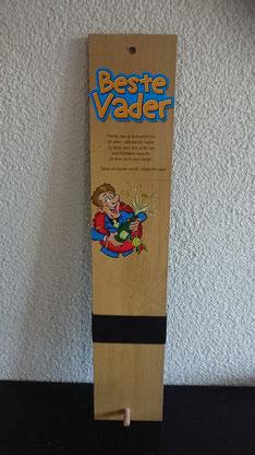 Fleshouder Beste Vader € 8,95 46X9cm