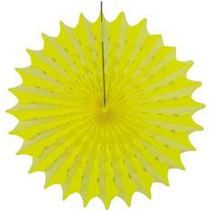 Honeycomb Neon Geel € 2,75